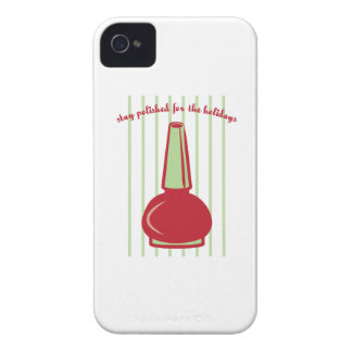 Stay Polished For The Holidays iPhone 4 Case