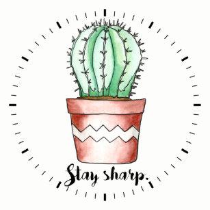 Cactus Quotes Jewellery | Zazzle com au