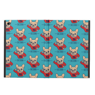 Stay strong with Super Frenchie Powis iPad Air 2 Case