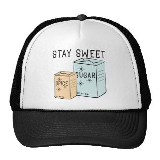 Stay Sweet Hats