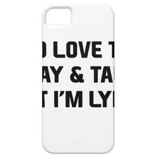 Stay & Talk Barely There iPhone 5 Case