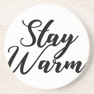 Stay-Warm Coaster
