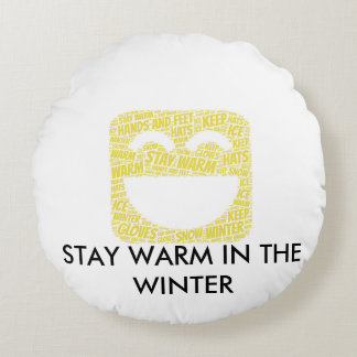 Stay Warm Pillow