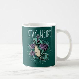 Stay Weird Coffee Mug