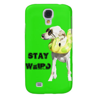 Stay Weird Galaxy S4 Case