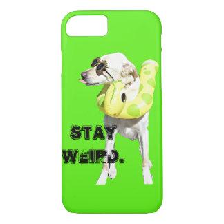 Stay Weird iPhone 7 Case