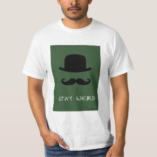 """""""Stay Werd"""" T-Shirt"""