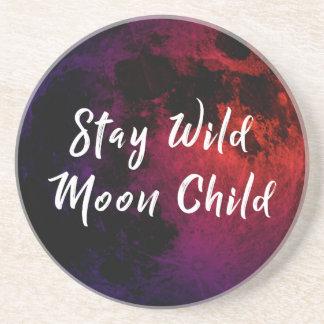 Stay Wild Moon Child Coaster