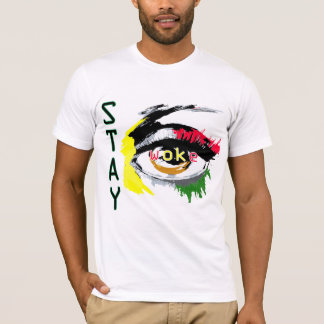 Stay Woke artistic eye Eye T-Shirt