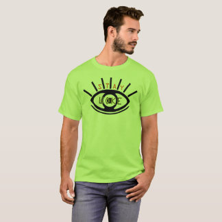 Stay Woke T shirt Eye Basic