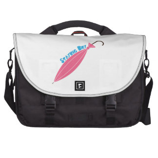 Staying Dry Laptop Commuter Bag
