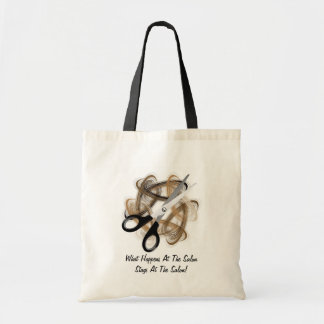 Stays At Salon Tote Bag