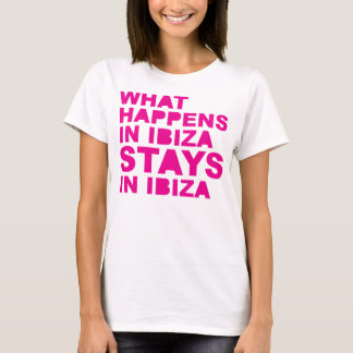 Stays In Ibiza T-Shirt