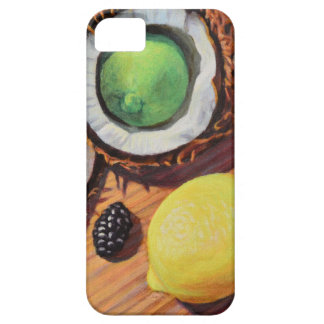 StBerry Lime Lemon Coconut Unity Case For The iPhone 5