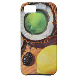 StBerry Lime Lemon Coconut Unity iPhone 5 Case