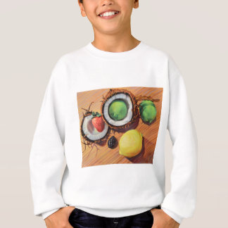 StBerry Lime Lemon Coconut Unity Sweatshirt