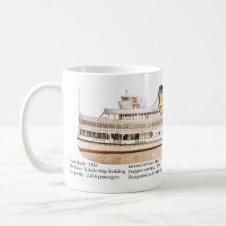 Ste. Claire info mug