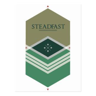 Steadfast Post Card