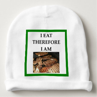 STEAK BABY BEANIE