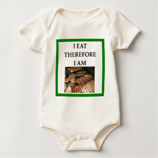 STEAK BABY BODYSUIT