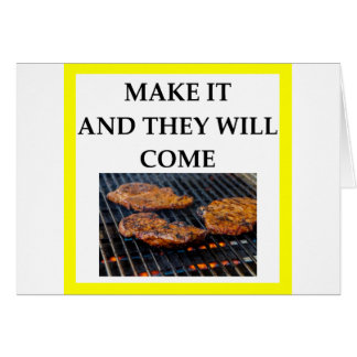 steak card