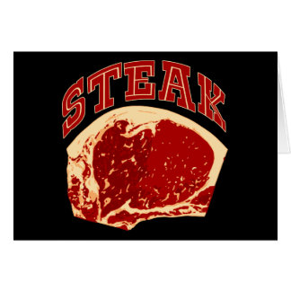 Steak Card