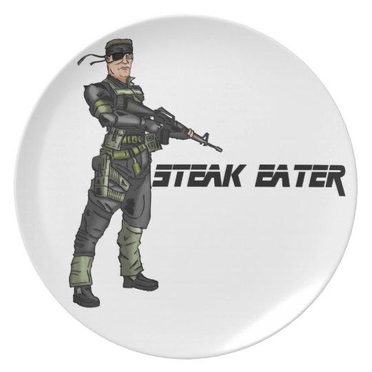 Steak Eater - Plate