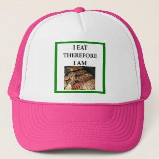 STEAK TRUCKER HAT