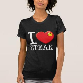 Steak W T-Shirt