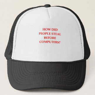 STEAL TRUCKER HAT