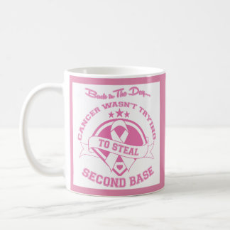 Stealing 2nd Base Coffee Mug
