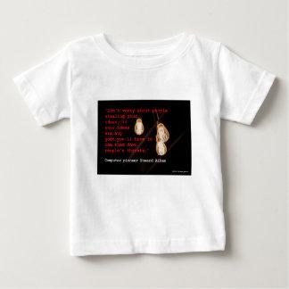 Stealing Ideas Baby T-Shirt