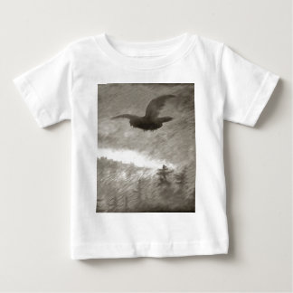 Stealth And Surprise Of The Night Owl Baby T-Shirt