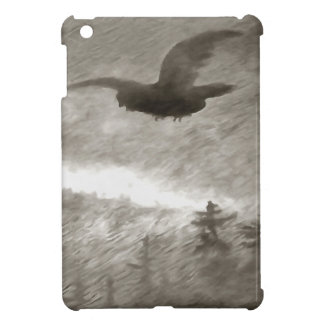 Stealth And Surprise Of The Night Owl iPad Mini Covers