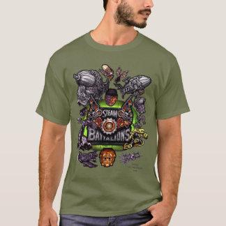 Steam Battalions T-shirt 7