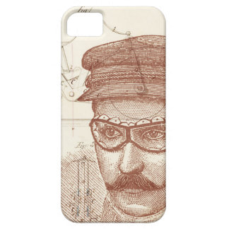 Steam Bicycle Inventor iPhone 5 Case