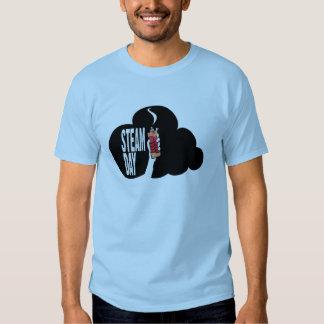 steam day tshirts
