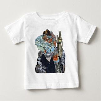 Steam Dragon Sheriff Baby T-Shirt