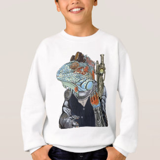 Steam Dragon Sheriff Sweatshirt