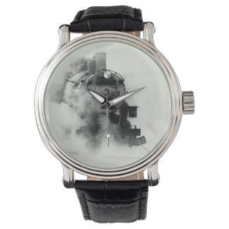 Steam Engine #475 Watch