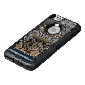 Steam Engine.Age of Steampunk. OtterBox Defender iPhone Case