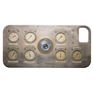 Steam Engine Camera iPhone 5 Covers