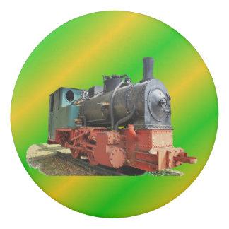 Steam engine eraser
