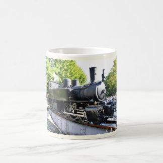 Steam engine, France Coffee Mug