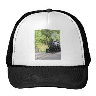 steam engine mesh hats