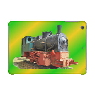 Steam engine iPad mini cover