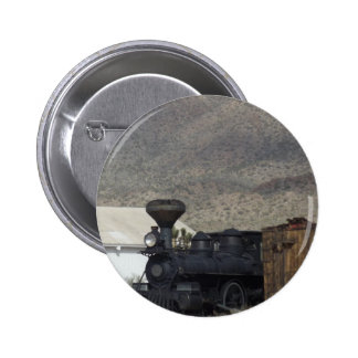 Steam Engine Pinback Buttons