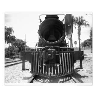 Steam Engine Train CannonBall Express locomotive Photo