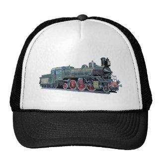Steam Engine Train Cap