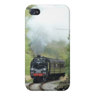 Steam Engine Train iphone 4 4S Case iPhone 4 Covers